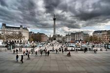 Trafalgar Square - London UK