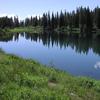 Trapper Lake - Grand Tetons - Wyoming - USA