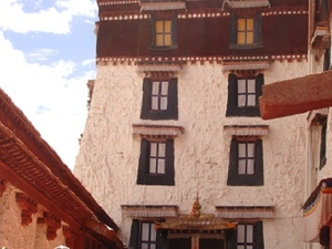 Single Traveler's Tour Lhasa of Tibet Fotos