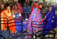 Tribal Pakistani Women