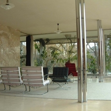 Tugendhat Living Room