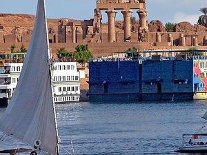 Cairo Pyramids & Nile Cruise Budget Tour Photos