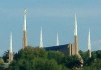 Templo de Johannesburgo Sudáfrica