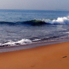 The Ramakrishna Mission Beach After Sunrise