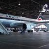 The Spirit Of Delta In Restoration Hangar