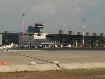 View Towards Passenger Terminal
