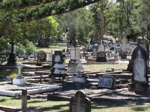 Toowong Cemitério