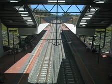 Wellard Railway Station Platforms