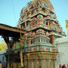 Ulagalanda Perumal Templo
