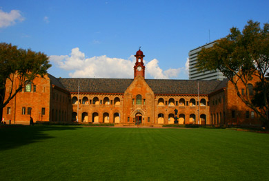 University Of Pretoria's Old Arts Building