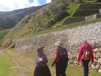 Inca Trail Urquillos to Machu Picchu 2 Days