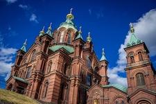 Uspensky Cathedral - Helsinki Finland