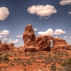 UT View Arches NP