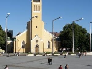 Tallinn Plaza de la Libertad