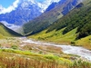 Valley Of Flowers In Uttarakhand
