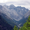Valleys At Swiss National Park