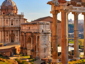 Rome Private City Tour (3hrs) with a Driver-Guide