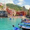 Vernazza Coastal Town