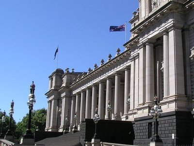 Parliament House Side View