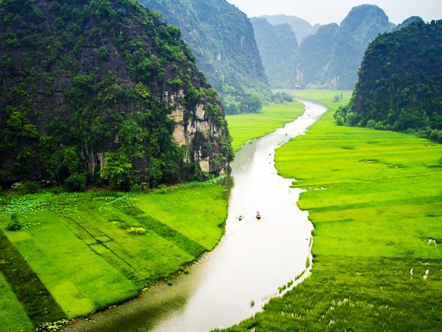 Vietnam Green Trail Photos