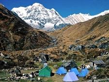 View Annapurna Base Camp - Nepal