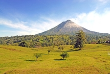 View Arenal Volcano