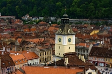 View Brasov City Council Tower
