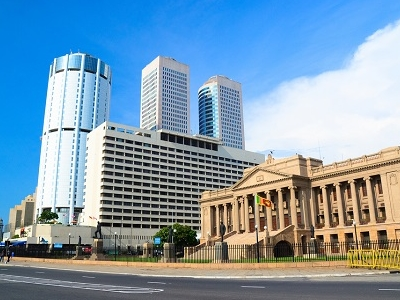 View Colombo Skyline