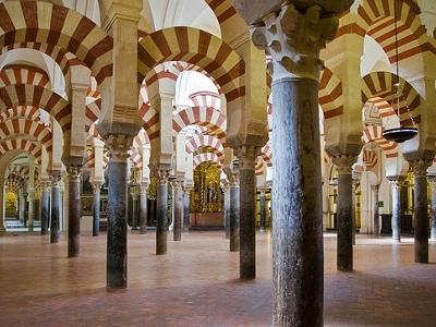 View Cordoba Mezquita Interiors