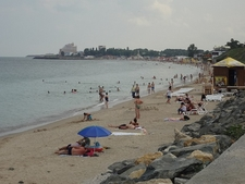 View Costinesti Beach