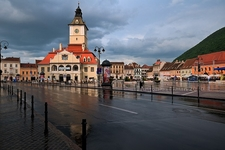 View Council House In Brasov