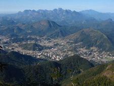 View From Pedra Do Sino