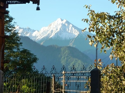 View From Bhimakali Temple, Sarahan
