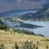 View Glacier NP Landscape