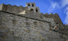 View Monastery Of St. John - Aegean Greece