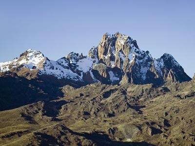 View Mount Kenya - Kenya