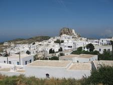 View Of Chora Amorgos