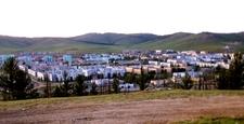 View Of Erdenet