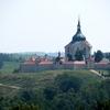 View Of Saint John Of Nepomuk Church