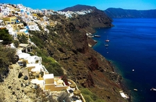 View Of Santorini