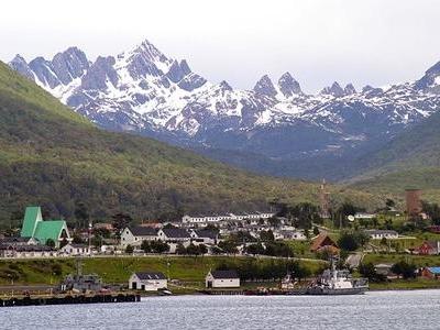 View Of Puerto Williams