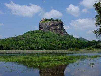 View Sigiriya Fortress In Sri Lanka