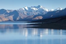 View Tso Moriri - Ladakh J&K