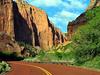 View Utah Zion Landscape