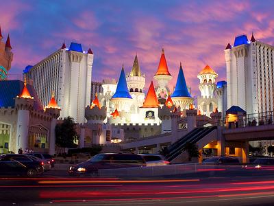 View Vegas Strip - Las Vegas NV