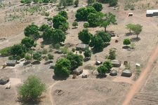 Village In Central African Republic