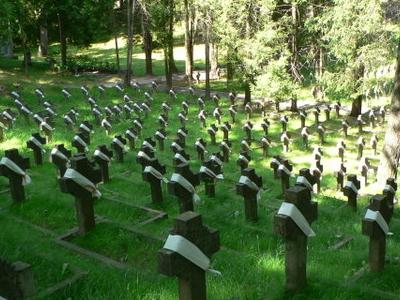 Vilnius  Antokol Cemetery