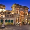 Vittorio Emmanuel Passage - Milan Italy