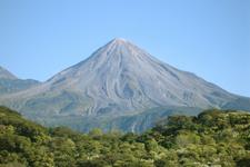 Volcano De Colima