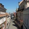 Vilnius Old Town Auros Vart Street